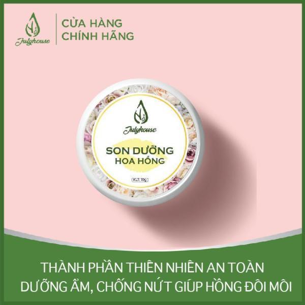 Son dưỡng môi Hoa Hồng 10g JULYHOUSE