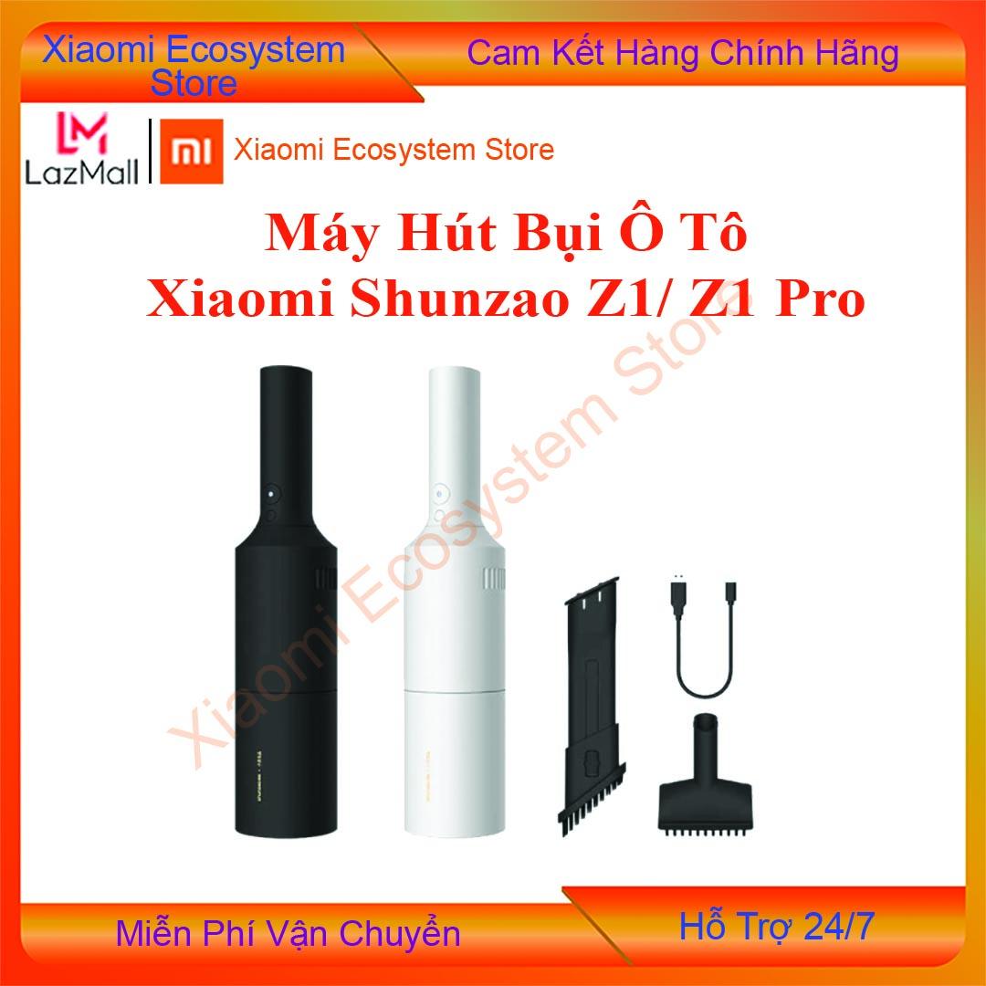 ⭐Máy hút bụi ô tô Xiaomi Shunzao Z1 / Z1 Pro XIAOMI ECOSYSTEM STORE: Mua  bán trực tuyến Máy hút bụi xe hơi/mini/máy tính với giá rẻ