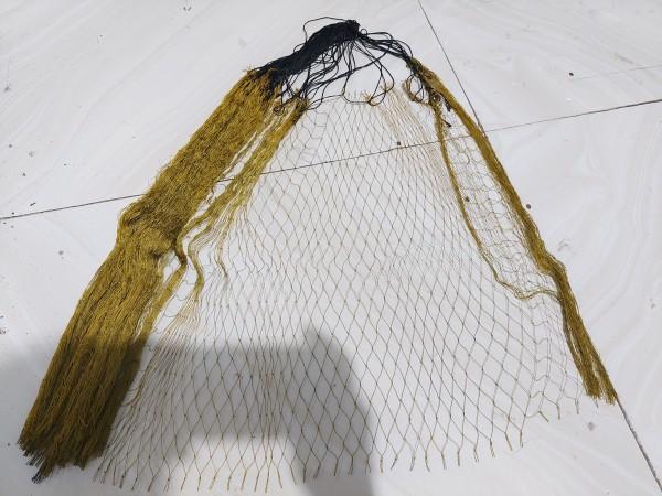 Lưới bẫy rắn nhuộm màu cỏ khô