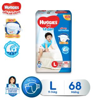 Tã dán Huggies Diapers Super Jumbo L68 thumbnail