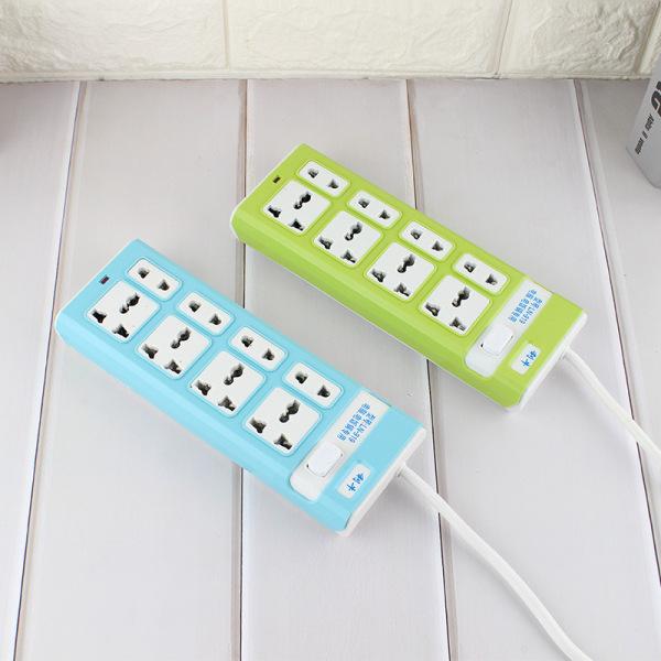 Bảng giá Các lô hàng ngẫu nhiên Thailand Vietnam office socket with switch porous desktop socket power strip European socket Phong Vũ