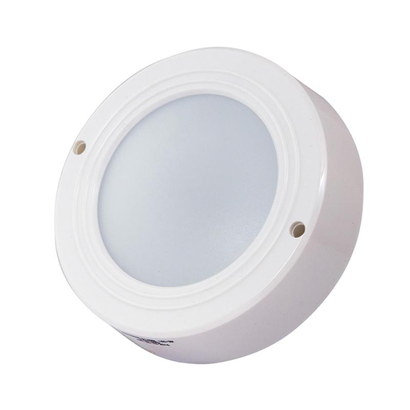 Đèn LED ốp trần cảm biến LN05.RAD 160/9W 6500K SS