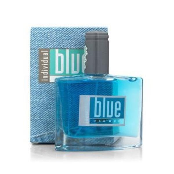 Bộ 3 Nước hoa nữ Blue for Her 50 ml hương thơm nồng nàn dạng chai thủy tinh xịt