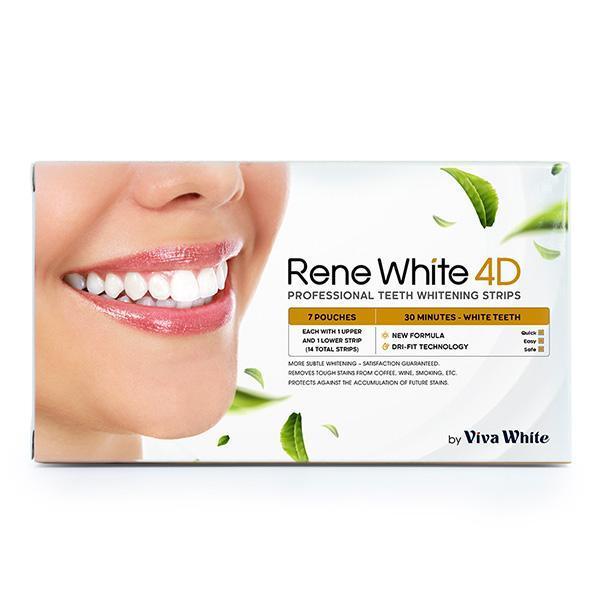 Miếng Dán Trắng Răng Rene White 4D - USA giá rẻ
