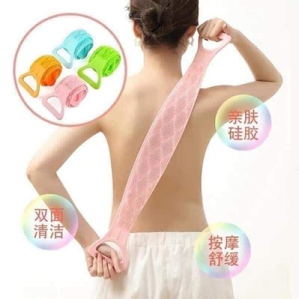 Bàn Chà Lưng Silicon 2 mặt chống viêm da,tri mụn lưng tránh các tác nhân bên ngoài dành cho cả nam và nữ giá rẻ