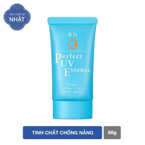 Tinh chất chống nắng Senka Perfect UV Essence 50g nhập khẩu