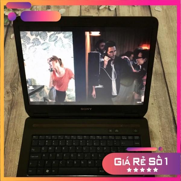 Laptop cũ Sony NR Co2 T5250 ram 2g ổ 160g màn 15.6 ( tặng kèm chuột game )