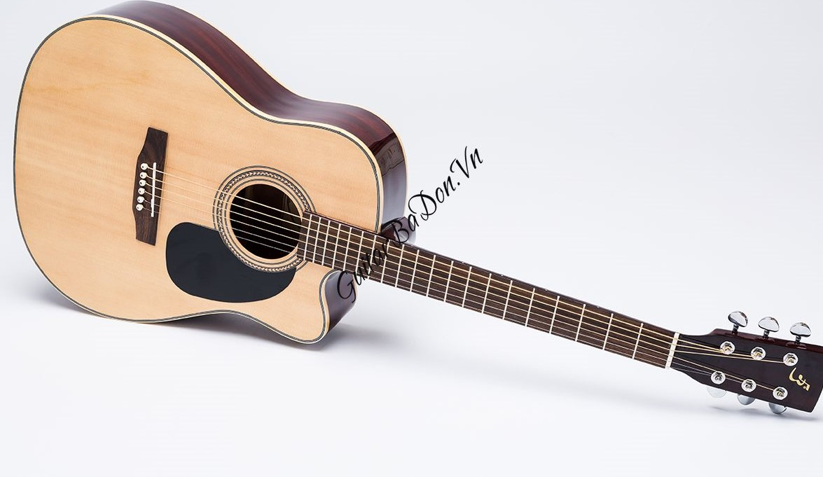 Đàn Guitar Acoustic J-200