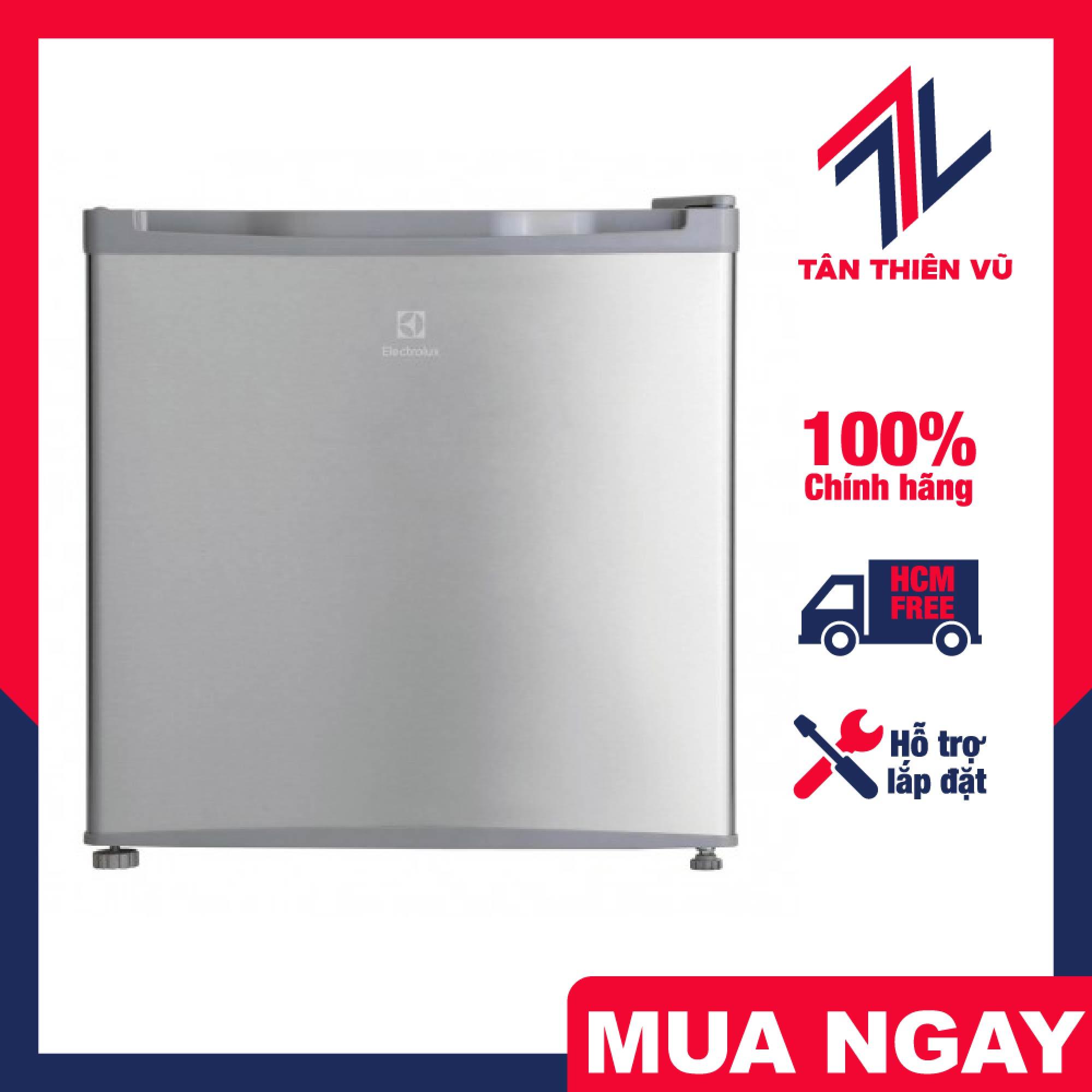 Tủ lạnh mini Electrolux EUM0500SB 52 lít, 100% chính hãng, hỗ trợ lắp đặt tận nhà, miễn phí giao hàng khu vực HCM