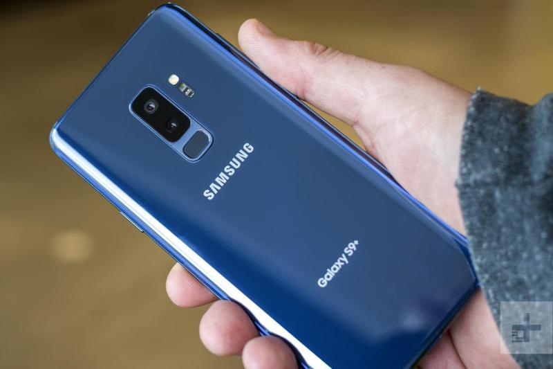 Điện thoại Samsung Galaxy S9 Plus 64GB - Thiết kế sang trọng đẳng cấp - Bảo hành điện tử 12 tháng toàn quốc