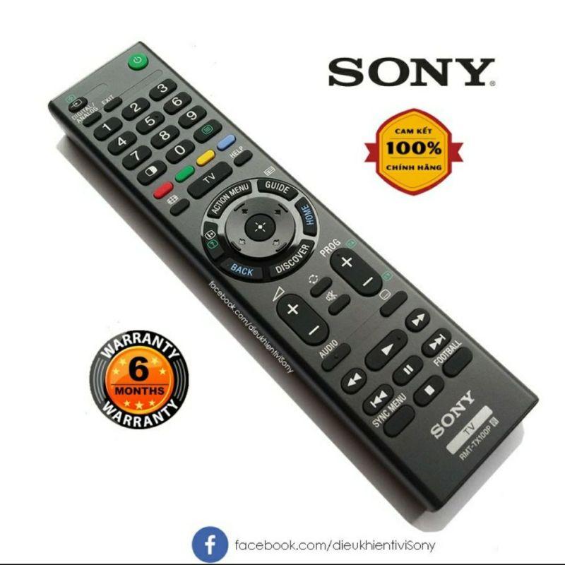 Bảng giá điều khiển tivi sony tx100 zin