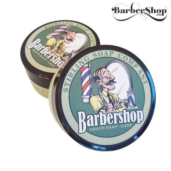 Sáp vuốt tóc nam nữ BARBERSHOP cao cấp chuẩn salon