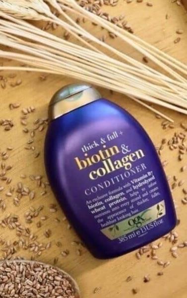 Dầu Xả Kích Thích Mọc Tóc OGX Thick And Full Biotin And Collagen (Bestseller) giá rẻ