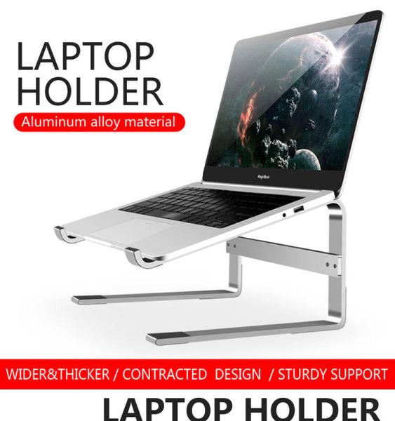 Bảng giá Giá Đỡ Laptop Thông Minh Hợp Kim Nhôm Cứng Cáp Màu Đen - Bạc Phong Vũ
