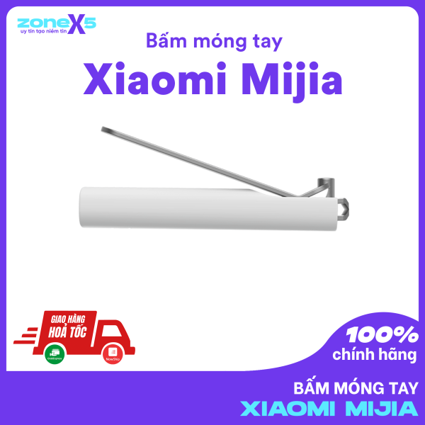Bấm cắt móng tay Xiaomi Mijia Inox 420