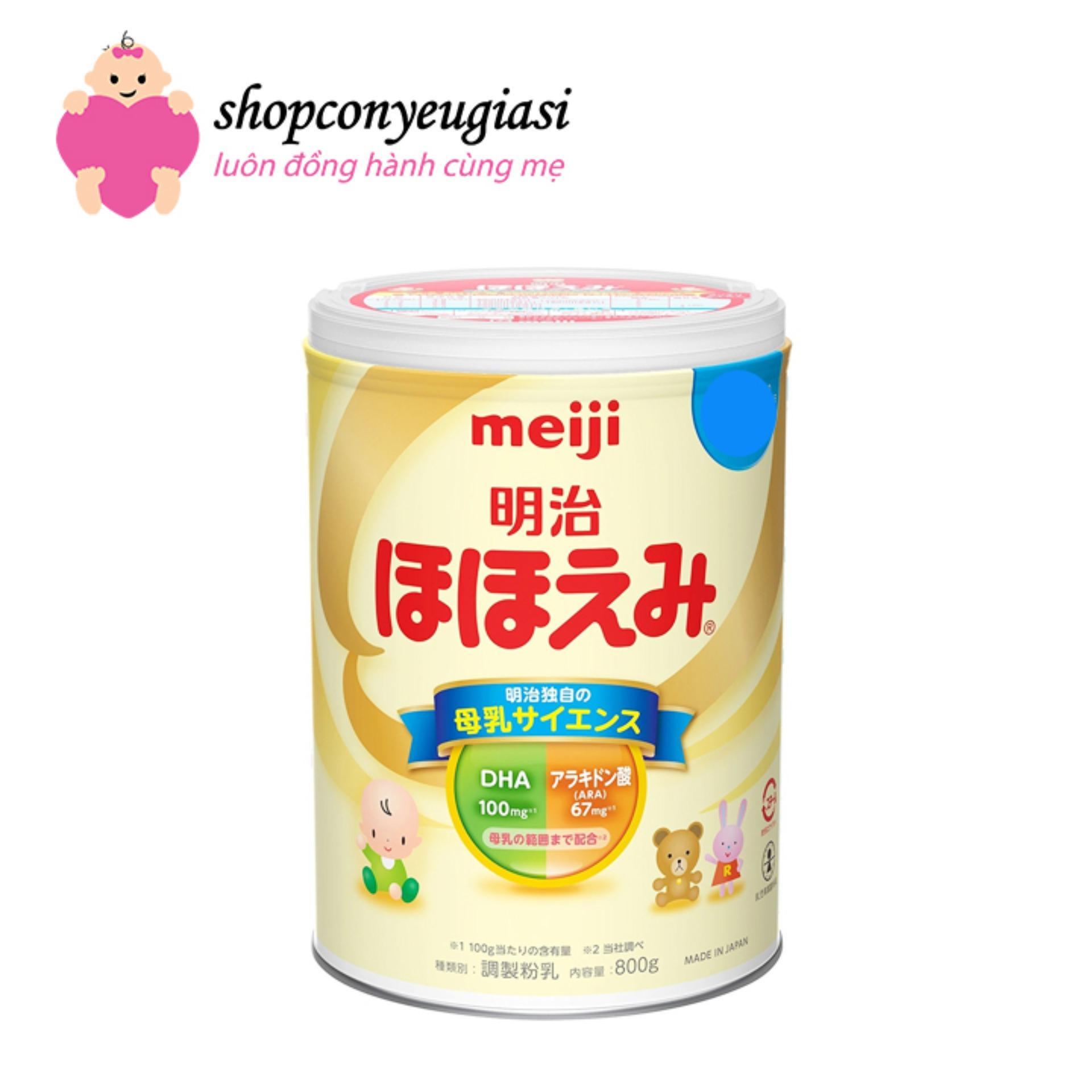 Sữa Meiji số 0 Nội Địa - 800g