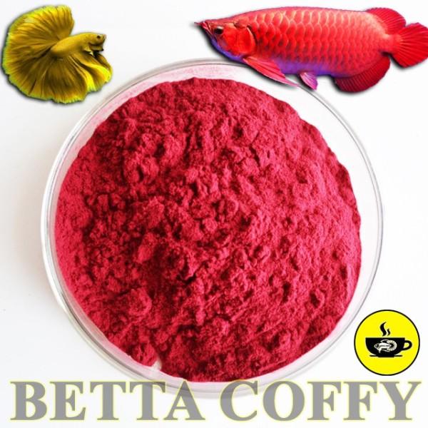 Carophyll Chất tạo màu Đỏ Vàng cho cá cảnh - BETTA COFFY