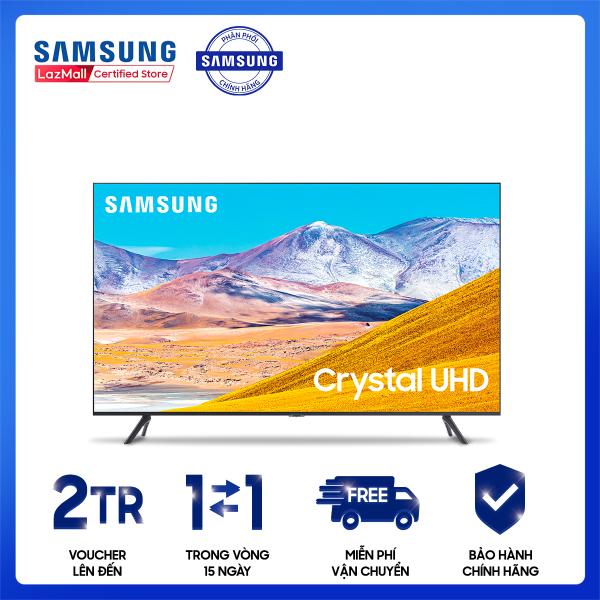 Bảng giá Smart Tivi Samsung Crystal 4K 55inch UA55TU8000KXXV[Hàng chính hãng, Miễn phí vận chuyển]