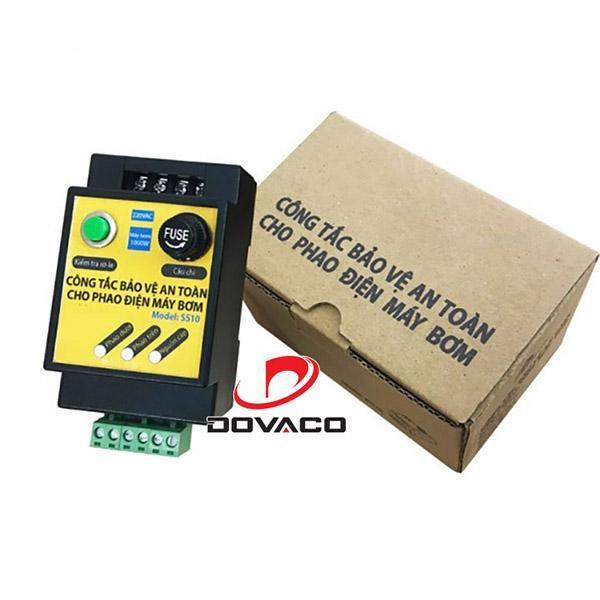 Công tắc bảo vệ an toàn cho phao điện máy bơm DOVACO
