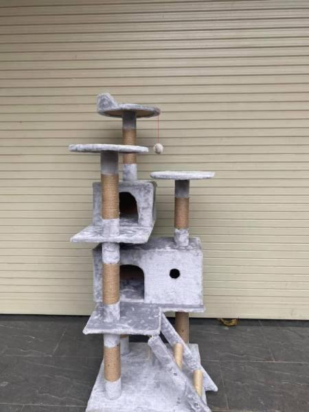Nhà cây cho mèo cattree 2