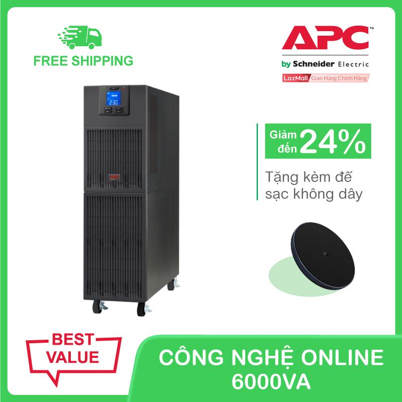 Bảng giá Bộ lưu điện APC Easy UPS SRV 6000VA 230V Phong Vũ