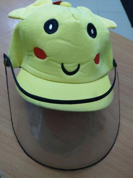 Giá bán Mũ chống dịch, mũ bảo hộ trẻ em (dòng cao cấp HÀN QUỐC)