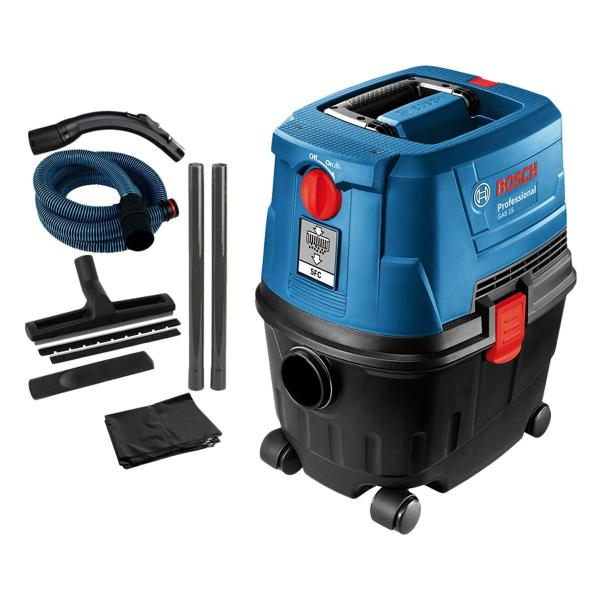 Máy Hút Bụi Bosch GAS 15