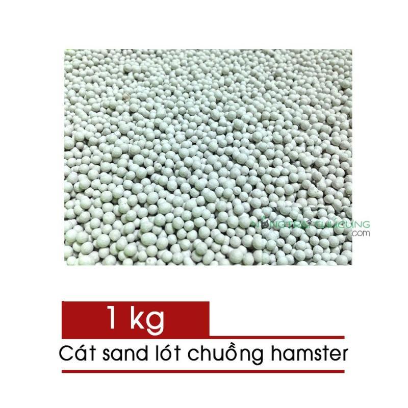 Cát Sand Lót Chuồng Cho Hamster, Bọ, Nhím - 1 Kg - [Nông Trại Thú Cưng]