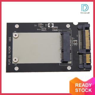 Dreamall Thẻ Chuyển Đổi MSATA SSD Sang 2.5 SATA-Quốc Tế thumbnail