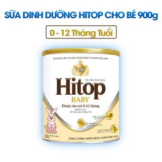 Sữa dinh dưỡng HITOP cho trẻ lon 900g thumbnail