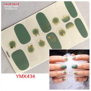 Dán móng tay giả , trang trí móng , Nails wraps , 3D, Rẻ , Đẹp , móng tay , móng chân hàn quốc mẫu 2020 thumbnail
