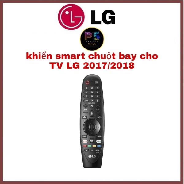 Bảng giá Điều Khiển TV LG cho dòng 2017 và 2018 chính hãng