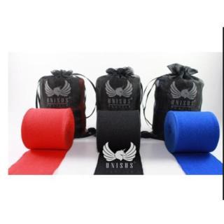 Băng đa vải quấn tay tập võ thuật boxing Unisus US45 dài 4,5m (1 đôi) thumbnail