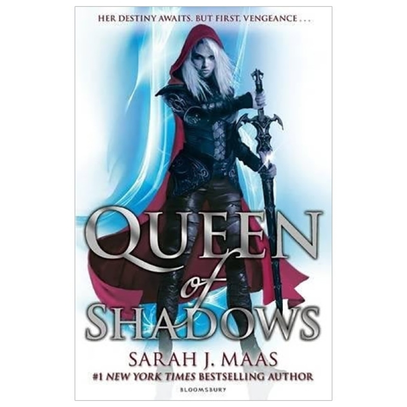 Fahasa - Queen of Shadows