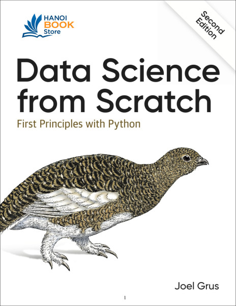 Data Science from Scratch: First Principles with Python 2019 - Hanoi bookstore