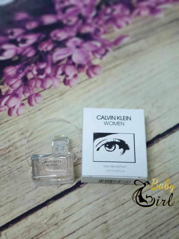 Nước Hoa Mini Nữ Calvin Klein Women 5ml