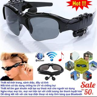 Mắt Kính Bluetooth Tích Hợp Nghe Nhạc MP3 Điện Thoại Độc Đáo Và Sang Trọng thumbnail