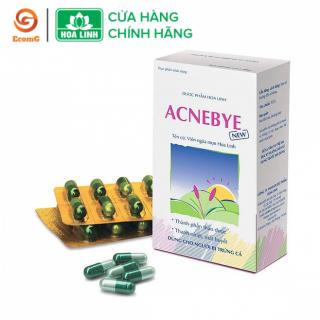Viên ngừa mụn thảo dược Acne Bye (hộp 30 viên) - Viên uống thảo dược giảm thâm mụn, chống viêm sưng, hỗ trợ làm đẹp da- AB1-01 thumbnail