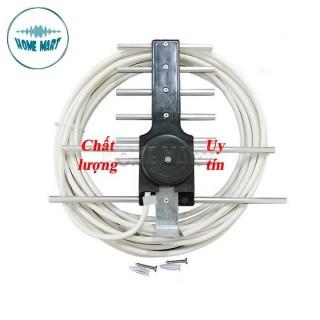 Anten đầu thu DVB đầu thu kĩ thuật số có thể sử dụng trong nhà bắt sóng cực khoẻ thumbnail