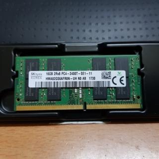 Ram laptop 16GB DDR4-2400, Ram 16GB PC4-2400 laptop, Ram 16GB DDR4 bus 2400 cho máy tính xách tay. thumbnail