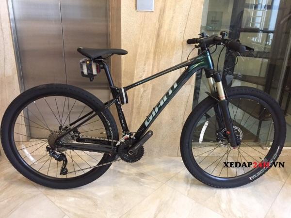 Mua xe đạp thể thao cao cấp GIANT XTC SLR 3 27.5 2021 tem đổi màu group Deore M6000 30s