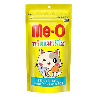 [HCM]Snack bánh thưởng cho mèo MeO Me-O Thái Lan 50g thumbnail