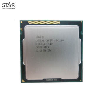 CPU Intel® Core i3 2100