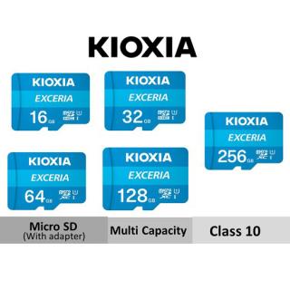 Thẻ Nhớ KIOXIA Exceria Micro SDHC UHS-I U1 100MB s 16GB 32GB 64GB 128GB 256GB - Hãng Phân Phối Chính Thức thumbnail