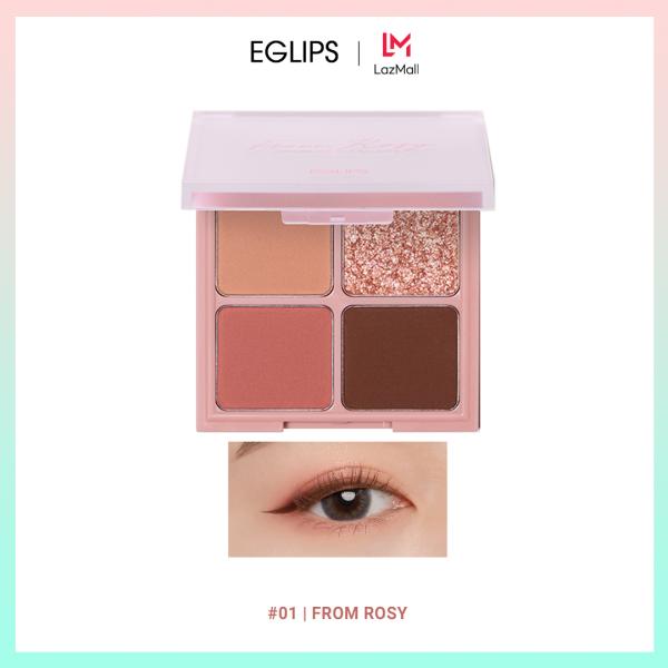 Bảng phấn mắt Eglips Color Fit Eye Palette 8.2g giá rẻ