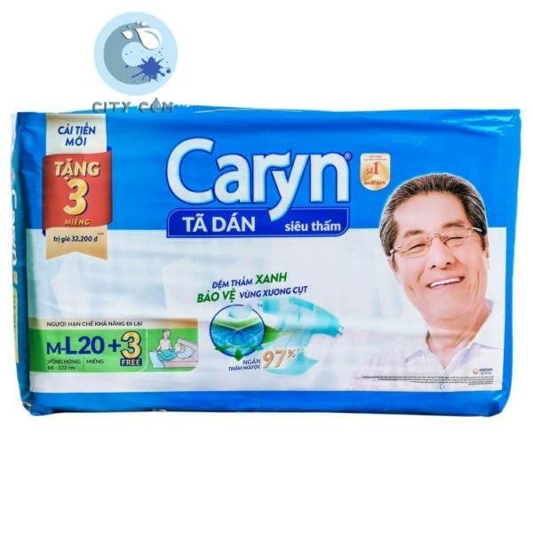 Tã dán người già Caryn ML20 giá rẻ