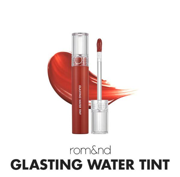 Romand / Son tint / Son nước siêu lì Glasting Water Tint 2019