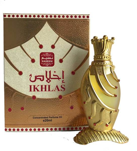 Tinh Dầu Nước Hoa Dubai Ikhalas 20ml Sang Trọng Quý Phái