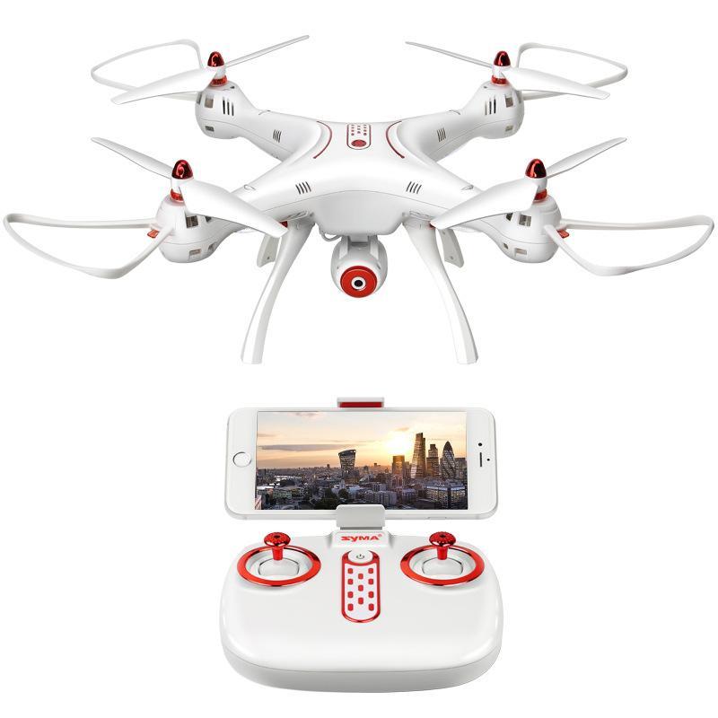 Máy bay camera flycam drone SYMA X8SW quay phim HD chụp ảnh- cao cấp ( hàng nhập khẩu)