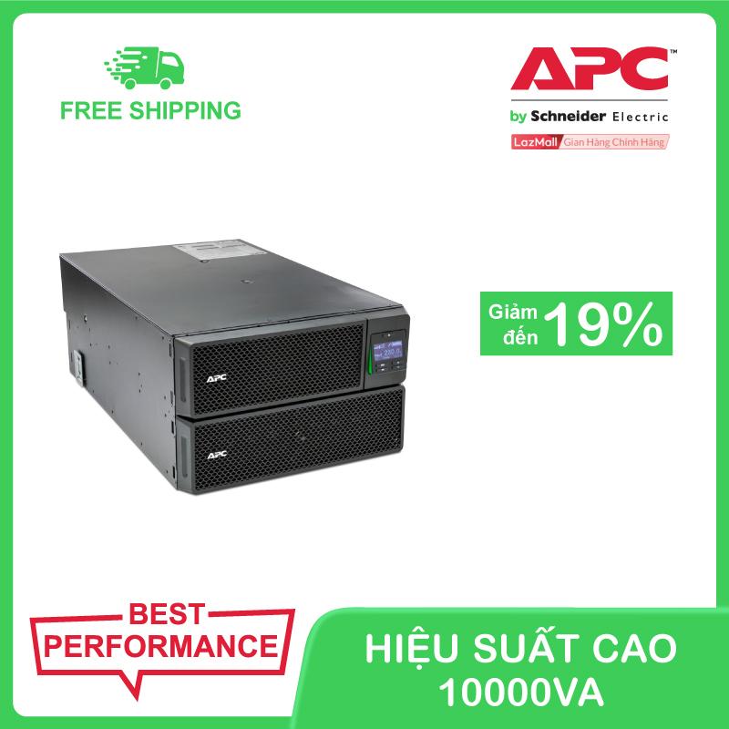 Bảng giá Bộ lưu điện thông minh APC Smart-UPS SRT 10000VA RM 230V Phong Vũ